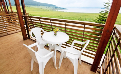 Почивка в Цигов чарк! Нощувка със закуска и вечеря - на брега на язовир Батак