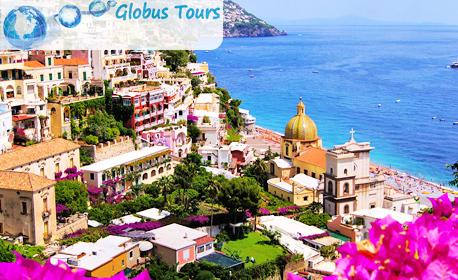 Екскурзия до Неапол, Соренто и Помпей! 6 нощувки, две от които на ферибот, 4 закуски и 4 вечери, плюс транспорт