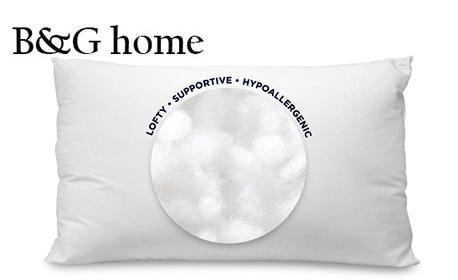 Възглавница от микросатен