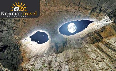 Виж Троянския манастир, Крушунските водопади, Деветашката пещера и Ловеч! Нощувка със закуска и транспорт