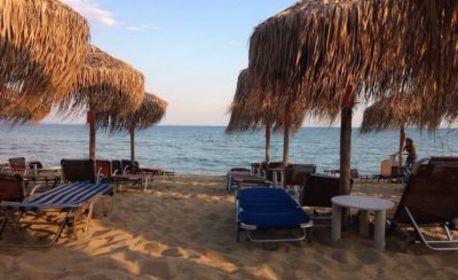 Майски празници и релакс край Кавала! 1 или 2 нощувки със закуски в Палио - на 200м от плажа