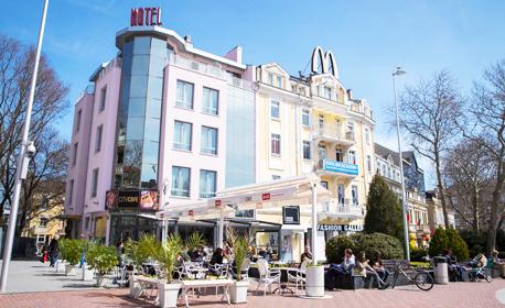 Нощувка във Варна до края на Май