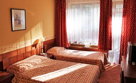 Пролетна почивка в Боровец! Нощувка със закуска, плюс ползване на сауна и парна баня