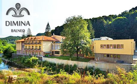 Балнео почивка в Стара планина! 5 или 7 нощувки със закуски и вечери, плюс медицински процедури - в с. Вонеща вода