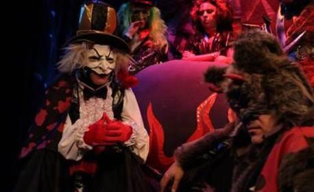 """Постановката за деца """"Ян Бибиян и дяволчето Фют"""" на 23 Ноември"""