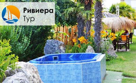 През Септември в Паралия Катерини! 7 нощувки в Хотел Lilalo**, плюс транспорт