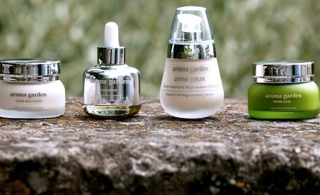 Серум за лице Aroma Garden - за клетъчно възстановяване