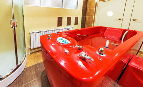 Лятна почивка в Павел баня! 5 нощувки със закуски, плюс ползване на релакс зона