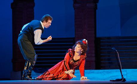 """Операта """"Кармен"""" от Жорж Бизе на 11 Декември"""