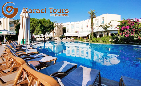 През Септември и Октомври в Бодрум! 7 нощувки на база All Inclusive в Ayaz Aqua Hotel 3*