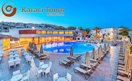 Почивка в Бодрум през Септември или Октомври! 7 нощувки на база All Inclusive в хотел Bendis Beach 4*+