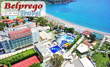 Луксозна почивка в Турция! 7 нощувки на база All Inclusive в Хотел Sea Life Buket***** край Алания