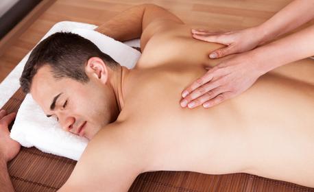 Релаксиращ масаж на цяло тяло, или SPA процедура с пилинг и масаж