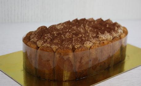 Тирамису по оригинална италианска рецепта - с прясно изпечени бишкоти и крем от Маскарпоне
