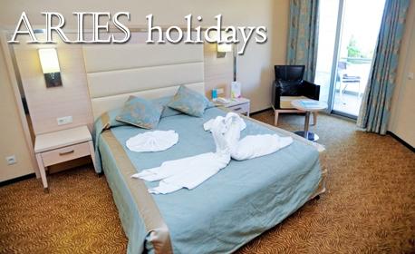 Ранни записвания за майска почивка в Кушадасъ! 5 нощувки на база All Inclusive в Хотел Grand Belish*****