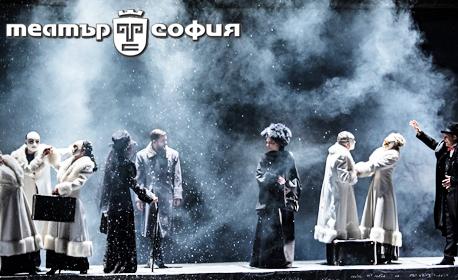 """Постановката """"Анна Каренина"""" по Лев Толстой - на 5 Ноември"""