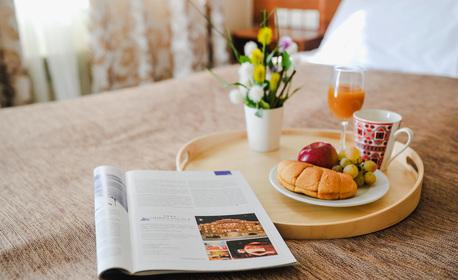 През Декември в Банско! Нощувка със закуска - без или със вечеря, плюс релакс зона
