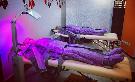 LED фотон терапия за лице