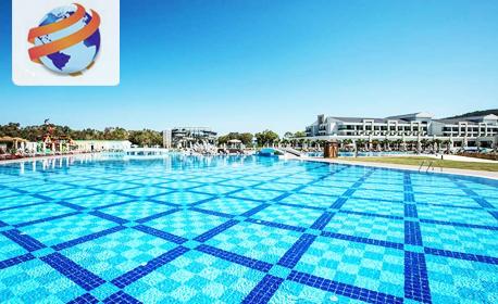 Ранни записвания за морски релакс в Кушадасъ! 7 нощувки на база Ultra All Inclusive в KoruMar Ephesus Beach & Spa Resort 5*