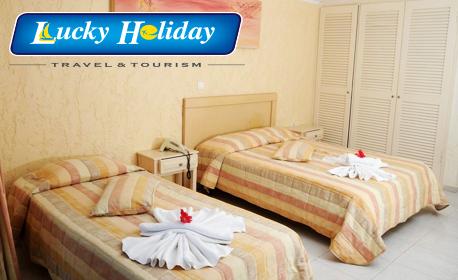 Ранни записвания за Гергьовден на о. Корфу! 5 нощувки на база All Inclusive в хотел Benitses Bay View 3*, плюс транспорт