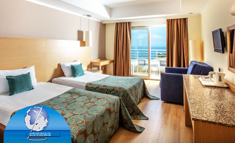 Лято 2020 в Кушадасъ! 7 нощувки на база Ultra All Inclusive в хотел Sea Light 5*