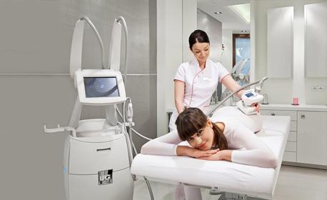 LPG терапия с Cellu M6 Кeymodule - на лице, шия и деколте или на проблемни зони от тялото и до 2 процедури кавитация