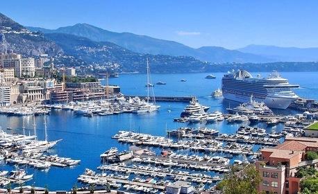 Екскурзия до Милано, Кан, Монако, Монте Карло и Загреб! 4 нощувки със закуски и 2 вечери, плюс самолетен и автобусен транспорт