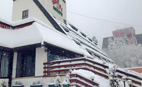 През Декември в Боровец! Нощувка със закуска и възможност за вечеря, плюс ползване на сауна