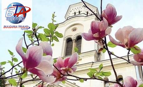 За Първа пролет до Белград! 2 нощувки със закуски, плюс транспорт и възможност за Нови Сад