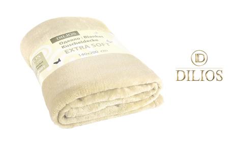 Одеяло Extra Soft в цвят по избор