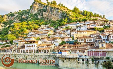 Пролетна екскурзия до Албания! 3 нощувки със закуски и вечери, плюс транспорт и посещение на Скопие и Охрид