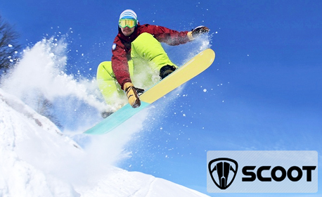 Зимно приключение на Витоша! Урок по сноуборд за възрастен