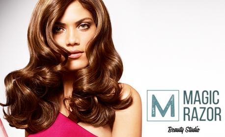 Красива и здрава коса! Терапия против косопад и оформяне на прическа