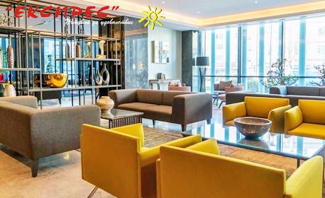 За 8 Март в Истанбул! 2 нощувки със закуски в Хотел Wish More Istanbul SPA 5*