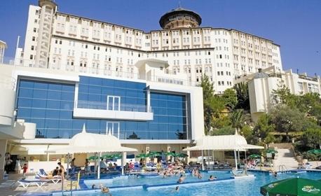 Майски празници в Кушадасъ! 5 нощувки на база Ultra Аll Inclusive в хотел Ladonia Adakule 5*