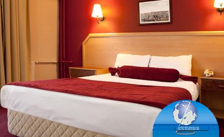 Морска почивка в Айвалък! 7 нощувки на база All Inclusive в Хотел Buyuk Berk****