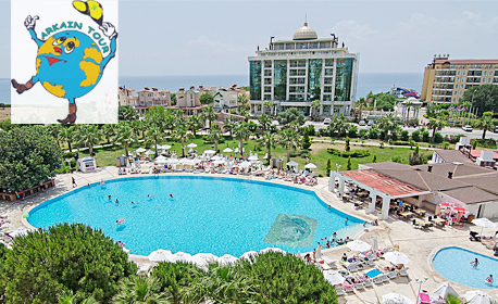 Луксозна почивка в Дидим през Юни! 7 нощувки на база All Inclusive в хотел Garden of Sun Wellness 5*