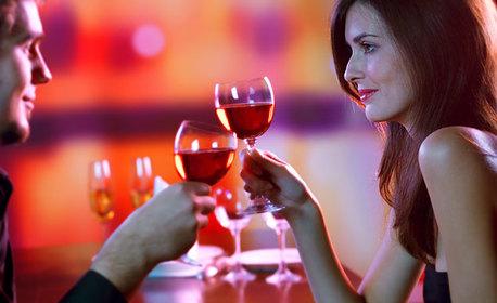 """Пиле """"Капрезе"""" с чаша вино, или 700гр месно плато с бутилка вино"""