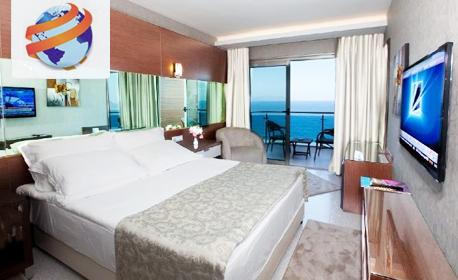 Почивка край Кушадасъ! 5 нощувки на база All Inclusive в Хотел Faustina & SPA****, в Гюзелчамлъ