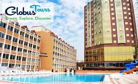 SPA уикенд в Кумбургаз, Турция! 2 нощувки със закуски в хотел 5*, транспорт и възможност за Фестивала на лалето в Истанбул