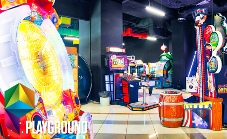 Playground: 33% отстъпка