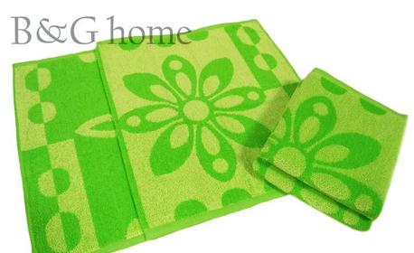 Кърпа за баня или кухня Яна Панагюрище от 100% памук - размер по избор
