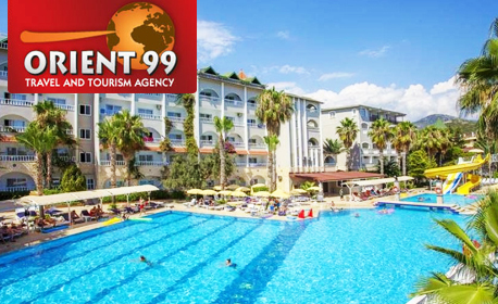 Луксозна почивка в Анталия! 7 нощувки на база All Inclusive в хотел Kemal Bay*****