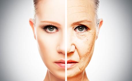 Диамантено микродермабразио на лице и шия, плюс ензимен пилинг, серум и кислородна маска - без или със биолифтинг на околочен контур