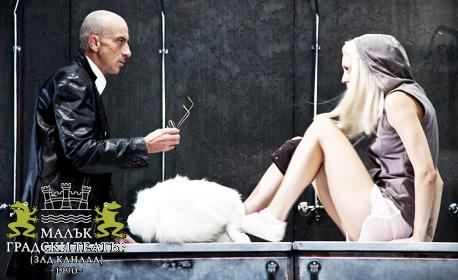 """Малин Кръстев и Луиза Григорова в комедията """"Килър Джо"""" - на 3 Ноември"""