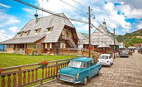 През Април до Върнячка баня, Вишеград и Ниш! 3 нощувки със закуски и вечери, плюс транспорт
