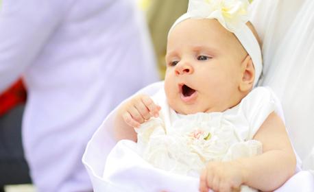 1 час фотозаснемане на детски рожден ден или кръщене в църква
