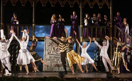 """Операта """"Джоконда"""" - на 14 Октомври"""