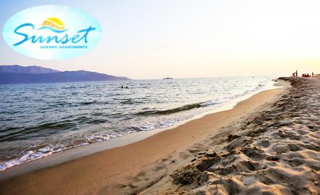 През Май в Керамоти, Гърция! 3, 4 или 5 нощувки за до четирима