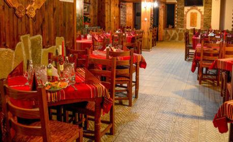 Почивка в Еленския Балкан! Нощувка със закуска и вечеря - без или със обяд, плюс релакс зона